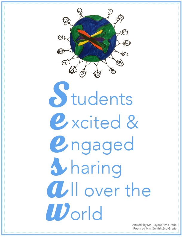 photo regarding Printable Posters named Why We Seesaw printable poster Seesaw Assistance Heart