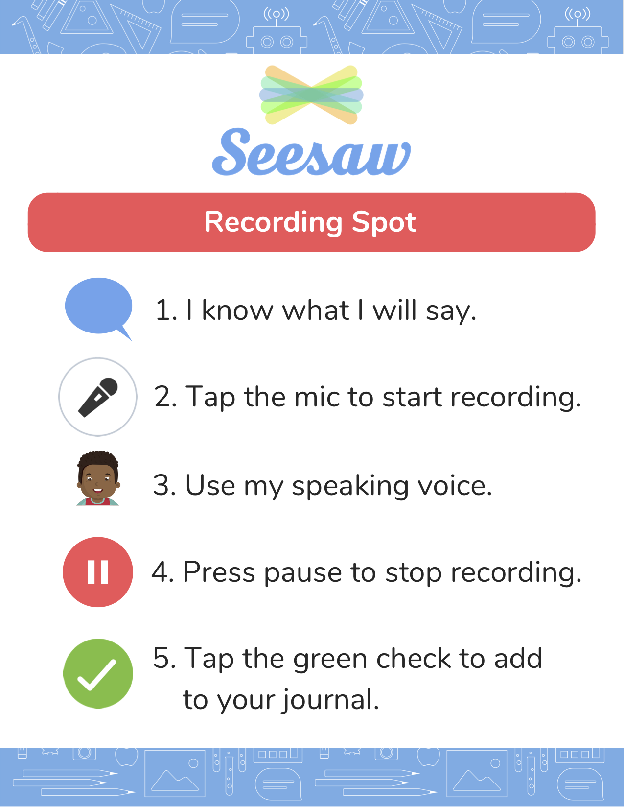 Seesaw_Recording_Spot_Poster.png